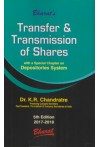 Transfer and Transmission of Shares - with a Special Chapter on Depositories System