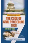 Commentaries on The Code of Civil Procedure, 1908 (4 Volumes Set)
