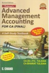 Tulsian's Advanced Management Accounting  with Quick Revision Book (2 Books Set) (For CA Final)