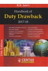 Handbook of Duty Drawback 2017-18