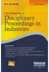 Law Relating to Disciplinary Proceedings In Industries