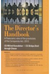 The Director's Handbook - A Panoramic View of the Provisions of the Companies Act, 2013