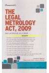 Commercials The Legal Metrology Act, 2009 [Act 1 of 2010, 13-1-2010]