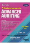 Professional Approach to Advanced Auditing (For CA Final/CMA & Other Professional Studies) (Appilcable for CA Final May/ Nov. 2018 Exams) (Useful for New & Old Syllabus)