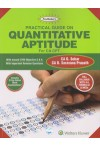 Practical Guide on Quantitative Aptitude (For CA CPT) (Includes 3 Free Online Mock Examinations) (Full Syllabus with all Formulae & MCQs)
