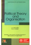 Political Theory and Organisation (For Law Students)