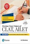 Previous Years' Papers of CLAT, AILET and other Law Entrance Examinations with Answer Keys [Also useful for PU, DU, KU BHU, AIL, MAH (CET), HP (NLU) & SYMBIOSIS]