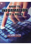 Right to Information Act and Rules