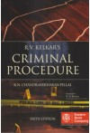 R. V. KELKAR'S CRIMINAL PROCEDURE