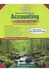 Ready Referencer on ACCOUNTING (For CA Inter (IPC) Group I) - Including Relevant Accounting Standards (Applicable for CA Exams - Old Syllabus)