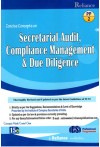 Concise Concepts on Secretarial Audit, Compliance Management and Due Diligence (CS Professional Programme - PP2)