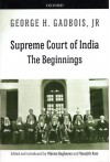 Supreme Court of India The Beginnings