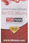 TDS MAN - Smart and Easy Software for TDS Returns - TDS Returns Made Easy (Standard Edition)