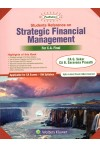 Students Referencer on Strategic Financial Management (For C.A. Final) (Upto Latest Exam Q&A Covered) (Applicable for CA Exams - Old Syllabus)