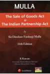 Mulla The Sale of Goods Act and The Indian Partnership Act