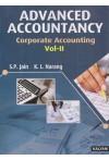 Advanced Accountancy (Volume - II) (Corporate Accounting)