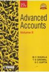 Advanced Accounts (Volume II)