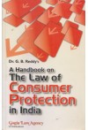 A Handbook on the Law of Consumer Protection in India
