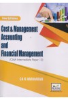Cost and Management Accounting and Financial Management (CMA Intermediate Paper 10) (New Syllabus)