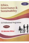 Ethics, Governance and Sustainability (CS Professional Programme) (For December 2017 Examination) (Including Examination Questions & Answers)