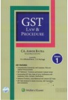 GST Law and Procedure (2 Volumes)