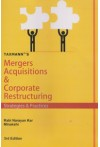 Taxmann's Mergers  Acquisitions and Corporate Restructuring (Strategies and Practices)
