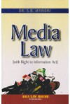 Media Law (With Right to Information Act)