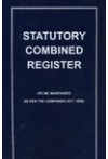 Statutory Combined Register (As per The Companies Act, 1956)