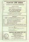 The Administrative Law