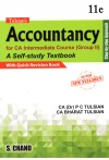 Tulsian's Accountancy for CA - Intermediate Course (Group - II) A Self-Study Textbook (with Quick Revision Book (2 book set)) - As per New Syllabus