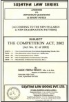 The Competition Act, 2002 [Act No. 12 of 2003]
