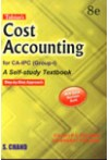 Tulsian's Cost Accounting for CA -IPC (Group - I)  A Self -Study Textbook with Quick Revision Book for Cost Accounting  (2 book set)
