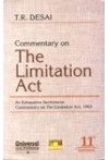 T.R. Desai Commentary on The Limitation Act