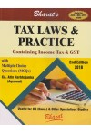 Tax Laws and Practice (Containing Income Tax and GST) (with Multiple Choice Questions (MCQs)) (Useful for CS (Exec.) and Other Specialised Studies - Useful for June and Dec., 2018 Exams)