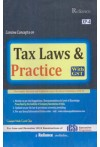 Concise Concepts on Tax Laws and Practice With GST (Thoroughly Revised and Updated as the Guidelines of ICSI) (For June and December 2018 Examinations of  CS Executive Programme)