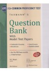 Question Bank - With Model Test Papers [CPT] CA - Common Proficiency Test (Also Incorporating Companies Act 2013)