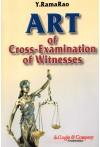 Art of Cross-Examination of Witnesses