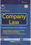 Concise Concepts on Company Law [Thoroughly Revised and Updated as per the latest Guidelines of ICSI] - CS Executive Programme XP-1