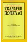 G. C. V. Subbarao's Transfer of Property Act