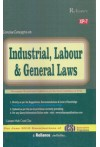 Concise Concepts on Industrial, Labour and General Laws - Reliance [For June 2018 Examinations of CS Executive Programme] (Thoroughly Revised & Updated as per the latest Guidelines of ICSI )