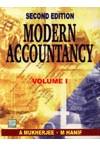 Modern Accountancy (Volume I)