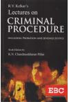 R.V. Kelkar's Lectures on Criminal Procedure (Including Probation and Juvenile Justice)