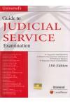 Universal's Guide to Judicial Service Examination